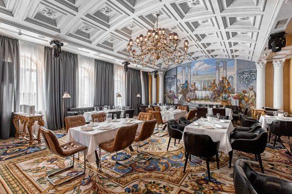 Top 10 best Italian restaurants in Kiev